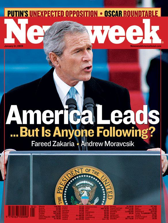 newsweek-bush-cover